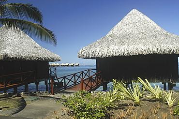 International Hotel, Beach apartments, Tahiti, French Polynesia
