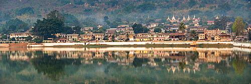 Pindaya, Shan State, Myanmar (Burma), Asia