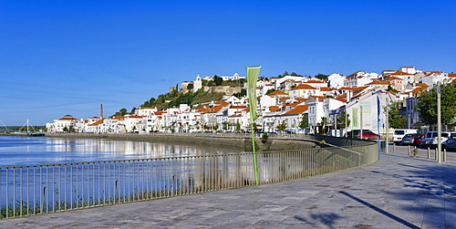 Alcacer do Sal and Sado River, Lisbon coast, Portugal, Europe