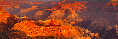 Grand Canyon at, South Rim, Grand Canyon National Park, Arizona, USA