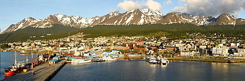 Ushuaia, Tierra del Fuego, Argentina, South America