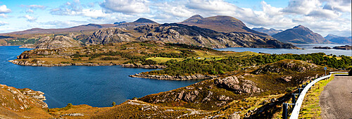 Loch Torridon, N W Highlands of Scotland