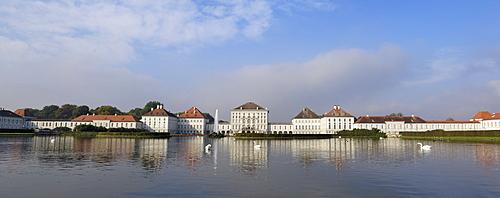 Schloss Nymphenburg, Munich, Bavaria (Bayern), Germany, Europe