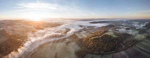 Adour River, Les Landes, Nouvelle-Aquitaine, France, Europe