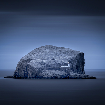 Bass Rock, Firth of Forth, East Lothian, Scotland, United Kingdom, Europe