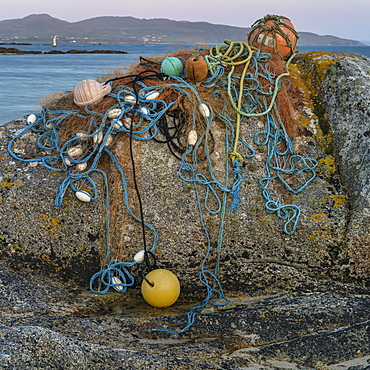 Cloghcor, Arranmore Island, County Donegal, Ulster, Republic of Ireland, Europe