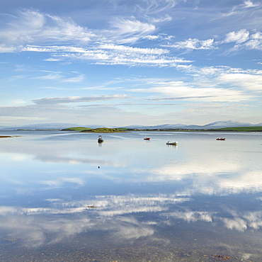 Clew Bay, County Mayo, Connacht, Republic of Ireland, Europe