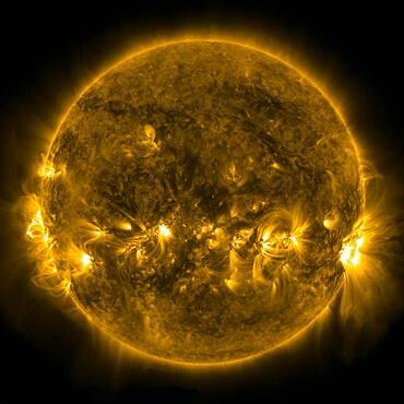 Sun with Quiet Corona