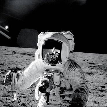 Apollo 12 Astronaut, Alan Bean