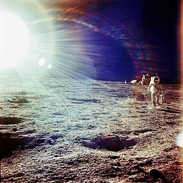 Apollo 12 astronaut
