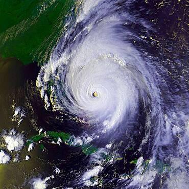 Hurricane Floyd, 1999