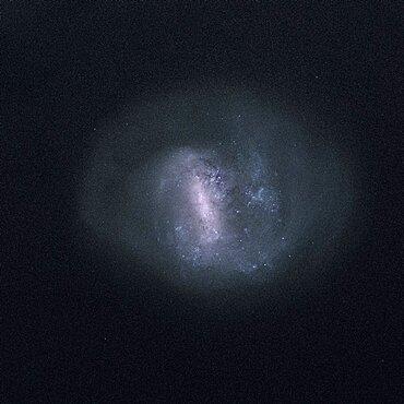 Large Magellanic Cloud, Gaia image