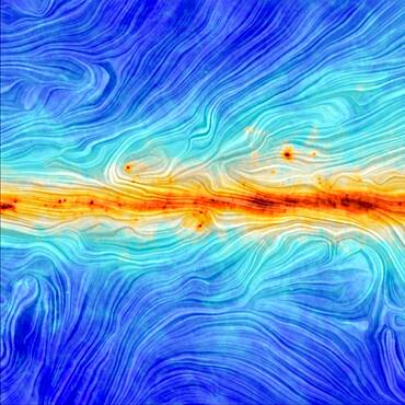 Magnetic Field Along the Galactic Plane