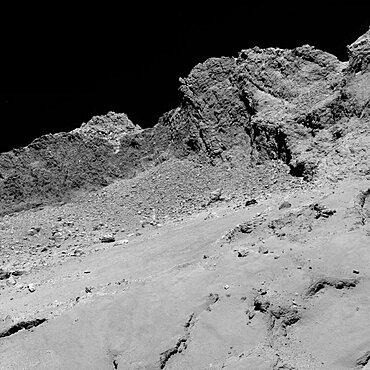 Comet 67P/Churyumov-Gerasimenko