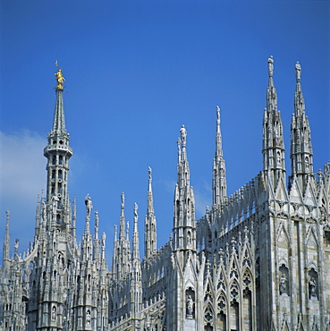 Cathedral, Milan, Lombardia (Lombardy), Italy, Europe