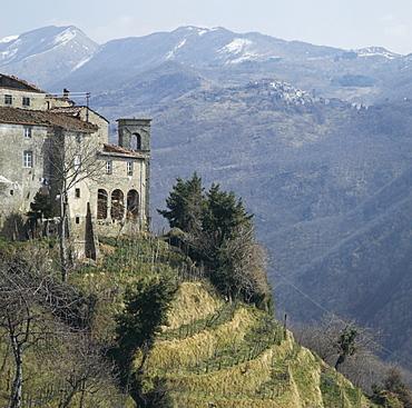 Garfagnana, Tuscany, Italy, Europe