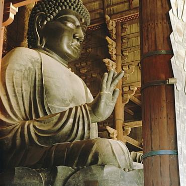 Buddha, Todaiji Temple, Japan