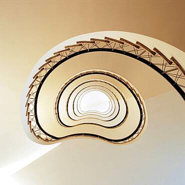 Staircase, Germany, Europe