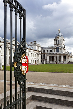 The Old Royal Naval College, UNESCO World Heritage Site, Greenwich, London, England, United Kingdom, Europe