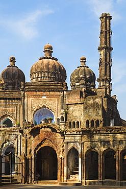 British Residency, Ancient Mosque, Lucknow, Uttar Pradesh, India, Asia