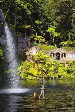 Monte Palace Tropical Garden, Monte, Funchal, Madeira, Portugal, Atlantic, Europe