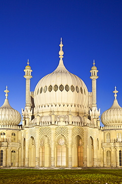 Brighton Pavilion, Brighton, Sussex, England, United Kingdom, Europe