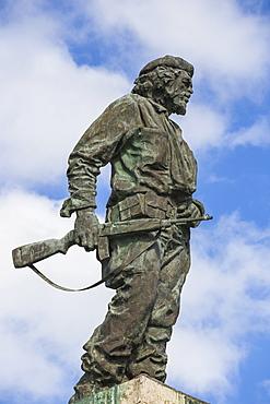 Plaza de la Revolucion, Monumento Ernesto Che Guevara, Santa Clara, Cuba, West Indies, Caribbean, Central America