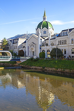 The Academy of Fine Arts, Sarajevo, Bosnia and Herzegovina, Europe