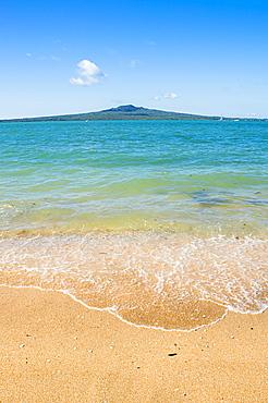 Rangitoto Island, Hauraki Gulf, Auckland, North Island, New Zealand, Pacific