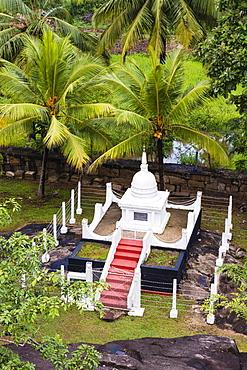 Isurumuniya Vihara, a Buddhist cave temple in the Cultural Triangle, Anuradhapura, UNESCO World Heritage Site, Sri Lanka, Asia