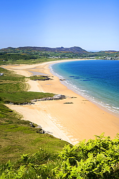 Portsalon Beach, Ballymastoker Bay, Northern Ireland, Portsalon, County Donegal, Ireland