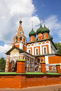 St Michael the Archangel Church; Yaroslavl, Yaroslavl Oblast, Russia