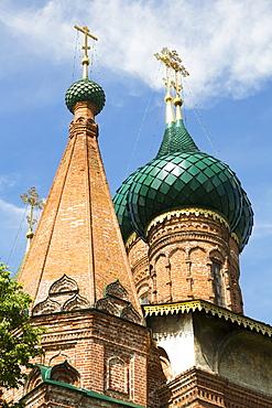 Church of St John Chrysostom; Yaroslavl, Yaroslavl Oblast, Russia