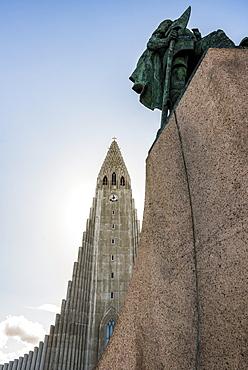 Hallgrimskirkja; Reykjavik, Iceland