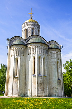 St Demetrius Cathedral; Vladimir, Vladimir Oblast, Russia