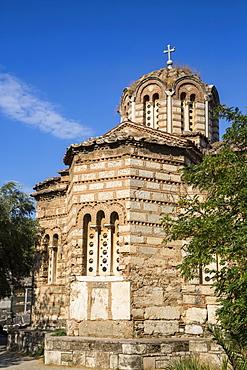 Church of the Holy Apostles, 10th Century, Ancient Agora; Athens, Greece
