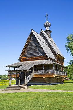 Museum of Wooden Architecture; Suzdal, Vladimir Oblast, Russia