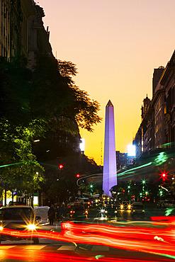Obelisco; Buenos Aires, Buenos Aires, Argentina