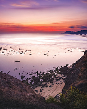 Merese Hills Sunset on Bukit peninsula; Bali, Indonesia