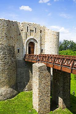 Fortress of Suceava, 1375; Suceava, Suceava County, Romania