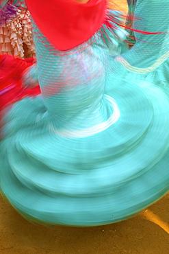 Flamenco dancers, Jerez de la Frontera, Cadiz Province, Andalusia, Spain, Europe