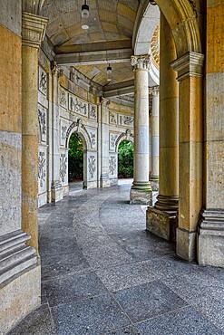 Spittel colonnade, Unter den Linden, Berlin, Germany