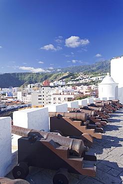 Castillo de la Virgen, Santa Cruz de la Palma, La Palma, Canary Islands, Spain, Europe