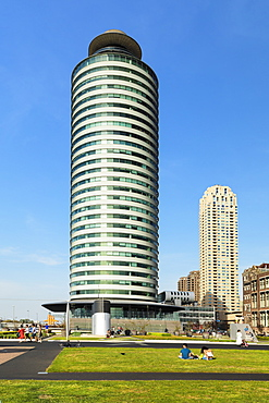 World Port Center, Rotterdam, South Holland, Netherlands, Europe