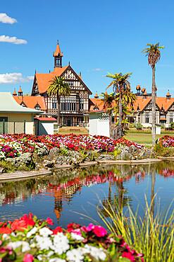 Government Garden, Rotorua, Bay of Plenty, North Island, New Zealand, Pacific