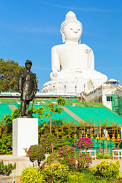 Big Buddha, Phuket, Thailand, Southeast Asia, Asia
