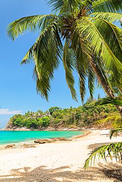 Laem Singh Beach, Phuket, Andaman Sea, Thailand, Southeast Asia, Asia