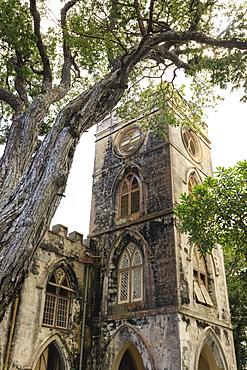 St Margaret's Church, Parish of St. John, Barbados, Windward Islands, West Indies, Caribbean, Central America