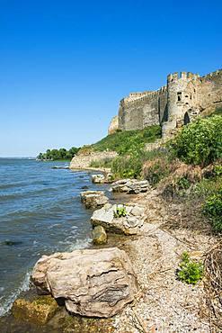 Bilhorod-Dnistrovskyi fortress formerly known as Akkerman on the Black Sea coast, Ukraine, Europe