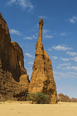 Ennedi Plateau, UNESCO World Heritage Site, Ennedi region, Chad, Africa